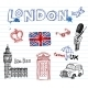 London Doodles  - GraphicRiver Item for Sale