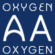 Oxygen st typeface - GraphicRiver Item for Sale