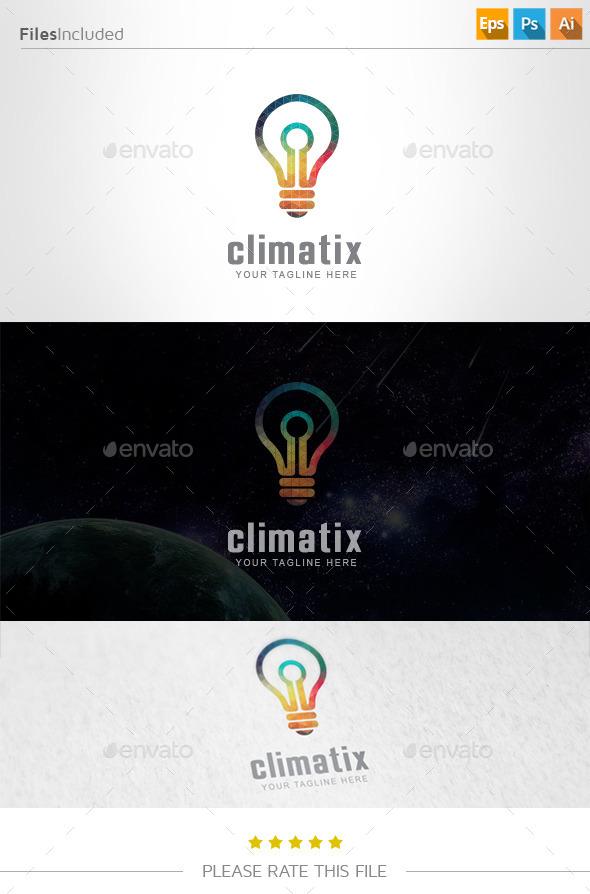 GraphicRiver Bulb Logo 10938581