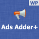 Ads Adder+ - WordPress Ad Management Plugin