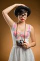 Vintage girl - PhotoDune Item for Sale