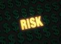 Financial Risk - PhotoDune Item for Sale