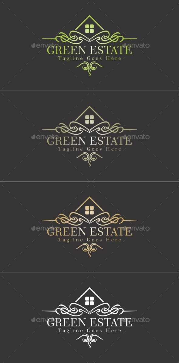GraphicRiver Green Estate 10939080