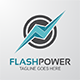 Flash Power Logo - GraphicRiver Item for Sale