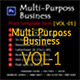 Multi-Purposes Business All Print Item - GraphicRiver Item for Sale