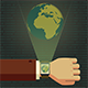 Concept of Smart Watch - GraphicRiver Item for Sale