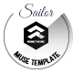 Sailor - Creative Portfolio Muse Templates - ThemeForest Item for Sale