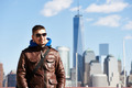 Man in New York City - PhotoDune Item for Sale