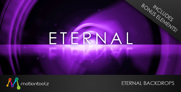 After Effects Project - VideoHive ETERNAL Backdrops 1096905