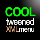Cool Tweened Menu - ActiveDen Item for Sale