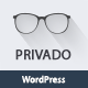 Privado - Interactive Personal WordPress Theme - ThemeForest Item for Sale