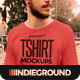 Urban T-Shirt Mockups - GraphicRiver Item for Sale