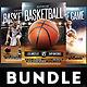 BasketBall Flyers Bundle - GraphicRiver Item for Sale