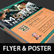 Moral Integrity Church Flyer and Poster Template - GraphicRiver Item for Sale
