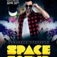 Space Sound Flyer - GraphicRiver Item for Sale