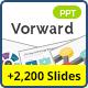 Vorward - Keynote Template - GraphicRiver Item for Sale