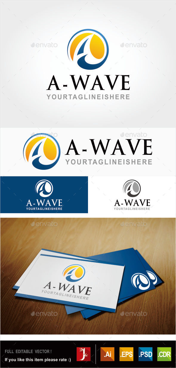 GraphicRiver A-Wave 10942897