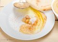 Hummus with pita bread - PhotoDune Item for Sale