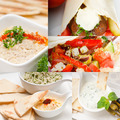 Arab middle east food collection - PhotoDune Item for Sale