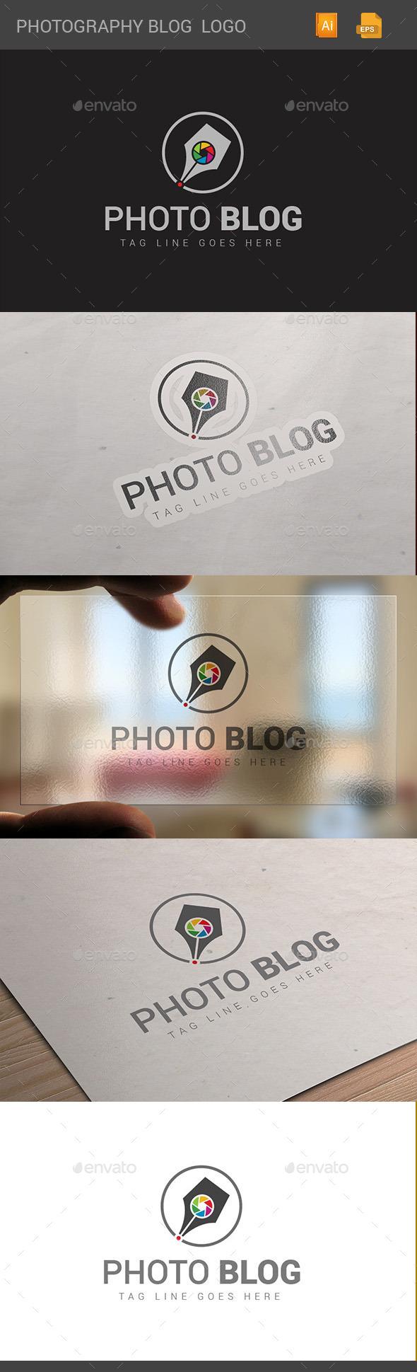 GraphicRiver Photography Blog 10886442