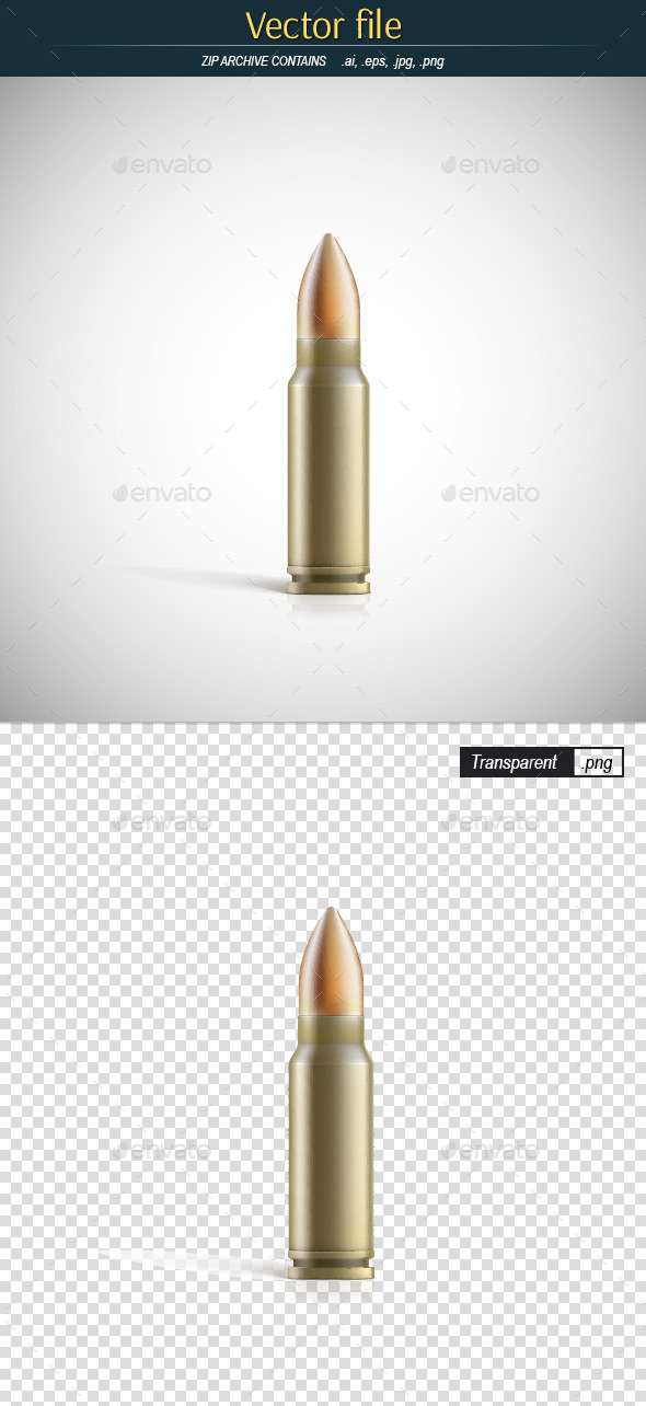GraphicRiver The Bullet Short 10943127