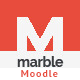 Marble - Responsive Moodle Theme - ThemeForest Item for Sale