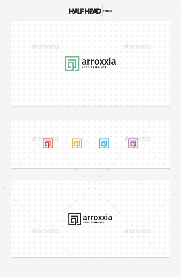 GraphicRiver Arroxxia Logo Template 10943561