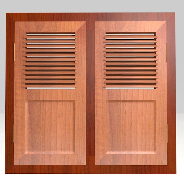 3DOcean Wooden Windows 10944169