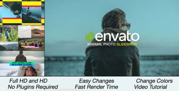 VideoHive Photo Slideshow 10944183