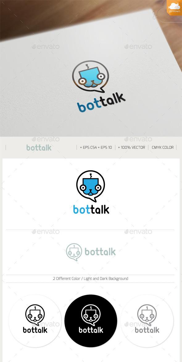 GraphicRiver Bottalk 10945238