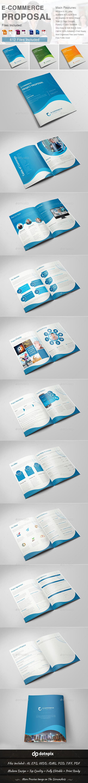 GraphicRiver E-Commerce Business Proposal 10852179