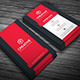Simple Corporate Business Cards - GraphicRiver Item for Sale