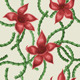 Stapelia Flowers Pattern - GraphicRiver Item for Sale