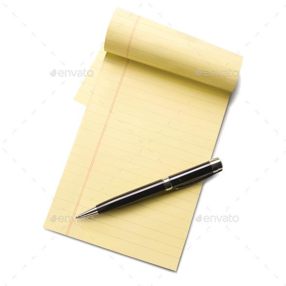 GraphicRiver Pen 10946358
