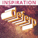 Cosmic Inspiration - AudioJungle Item for Sale