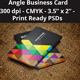 Angle Business Card - GraphicRiver Item for Sale