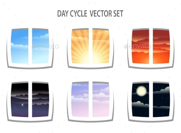 GraphicRiver Day Cycle 10947296