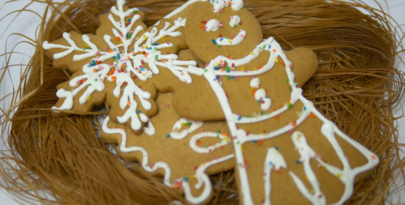 Gingerbread and Cookies 3