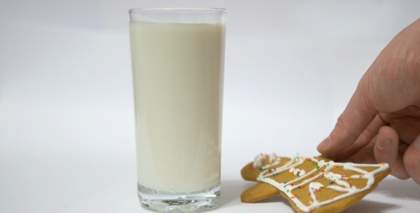 Milk And Gingerbread