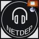 Netdep - Multipurpose Keynote Template - GraphicRiver Item for Sale