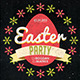 Easter Party Flyer Poster - GraphicRiver Item for Sale