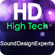 High Tech Mechanical Devices - AudioJungle Item for Sale