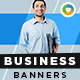 Business Banners - GraphicRiver Item for Sale