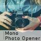Mono Photo Opener - VideoHive Item for Sale