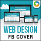 Web Design Facebook Cover - GraphicRiver Item for Sale