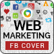 Web Marketing Facebook Cover - GraphicRiver Item for Sale