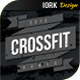 Crossfit Vintage flyer - GraphicRiver Item for Sale