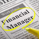 Financial Manager Jobs in Newspaper. - PhotoDune Item for Sale