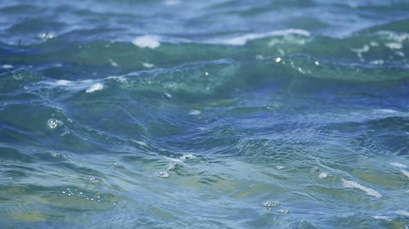 Soft Ocean Ripples