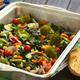 Baked Vegetables in Baking Dish - PhotoDune Item for Sale